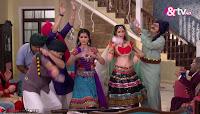 Soumya Tondon aka Bhabhiji in Beautiful Red Ghagra Choli ~  Exclusive Galleries 029.jpg