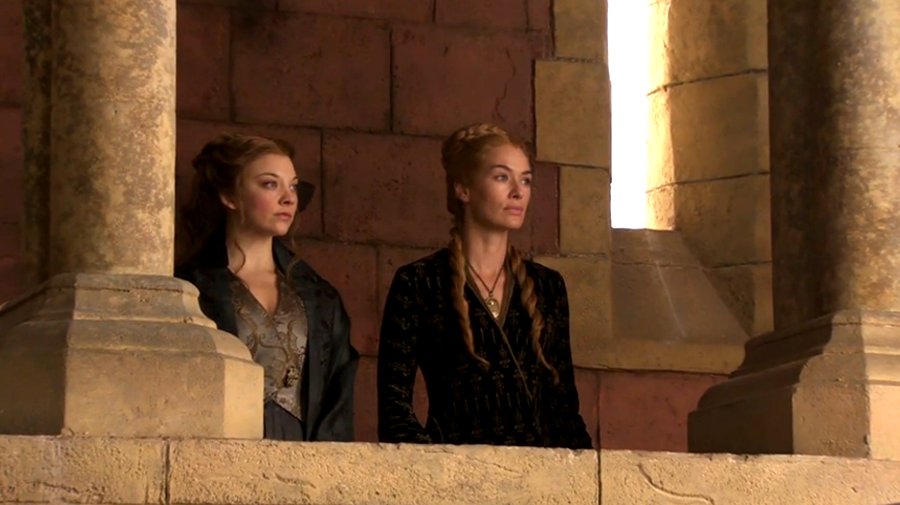 Urzeala Tronurilor SEZONUL 4 - Cersei Lannister şi Margaery Tyrell