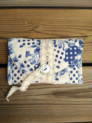 carterita agujas, pochette pique epingles, needle case, costura, couture, sewing