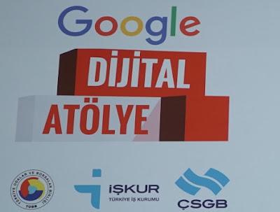google dijital atölye programı