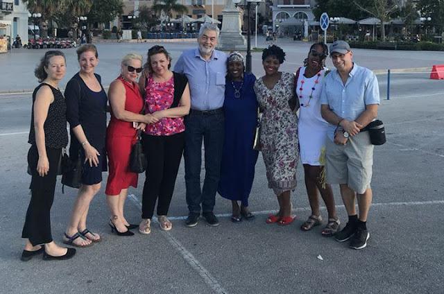 Δημοσιογράφοι από την Νέα Υόρκη στο Ναύπλιο για την προώθηση του τουριστικού προϊόντος