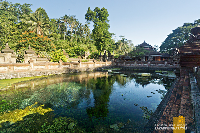 Bali Temples List Tirta Empul