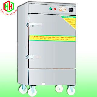 Tủ Nấu Cơm Điện 12 Khay có hẹn giờ cơ TC12K-Đ-HGC
