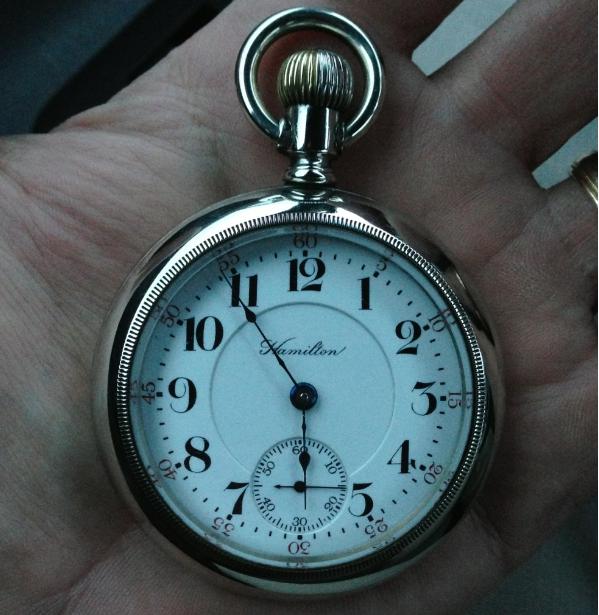 Vintage Hamilton Watch Restoration: 1906 21 Jewel 940