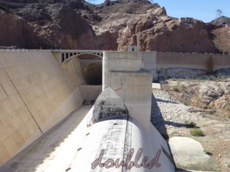 Life      in 3 D: Hoover Dam, Boulder City, Nevada     part 1
