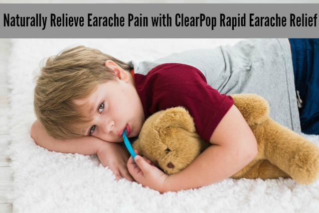 Natural Ways To Relieve Ear Pain