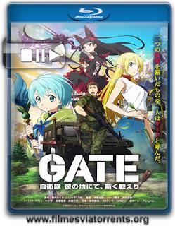 Gate: Jieitai Kanochi nite, Kaku Tatakaeri 1ª Temporada Torrent - BluRay Rip