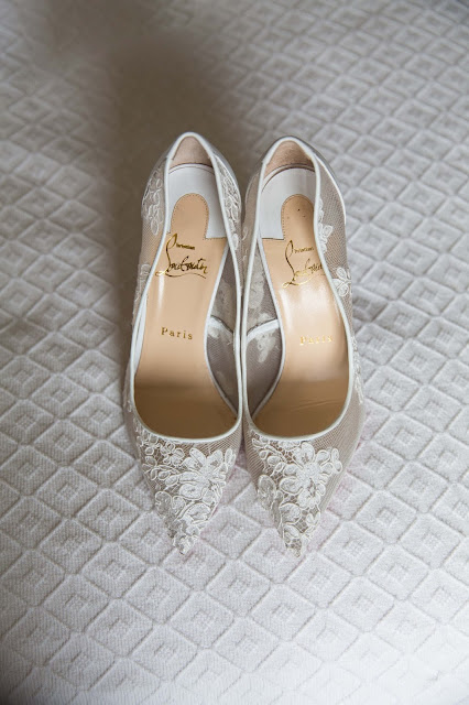red bottom louis vutton wedding shoes