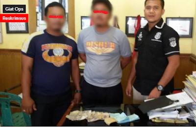 2 Honorer Dinas Perhubungan Kab.Aceh Selatan diamankan Satgas Saber Pungli