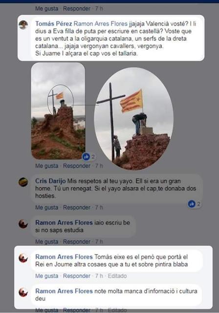 Ramón Arres Flores , Joume