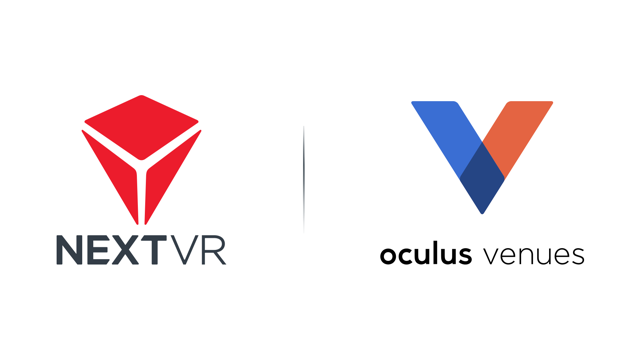 NextVR announced a partnership with Oculus
