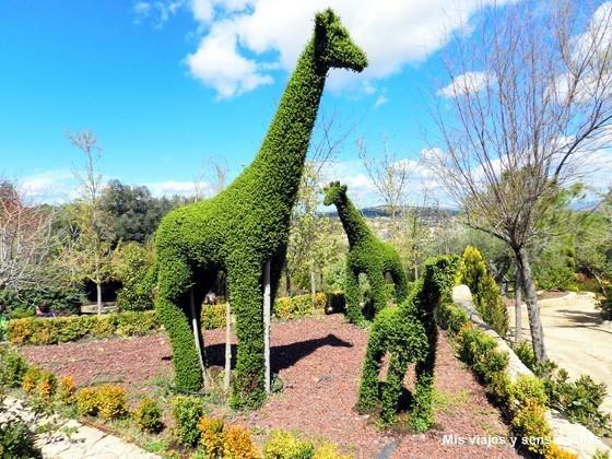 El bosque encantado un jard n bot nico nico en europa for Jardin botanico el bosque encantado