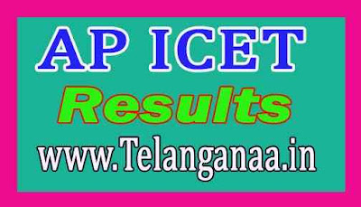 AP ICET Result  Andhra Pradesh Integrated Common Entrance Test Merit-list