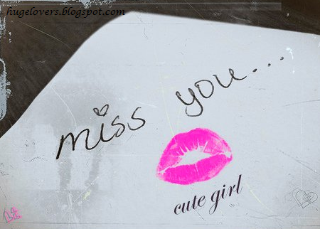 Huge Lovers Quotes Miss You