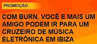 Cadastrar Promoção Burn Energy Drink 2018 Cruzeiro Ibiza Coolers