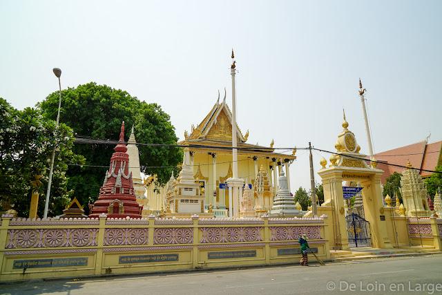 Vat Bun - Phnom Penh - Cambodge