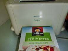 Sarapan yang simple bersama Quaker Oat