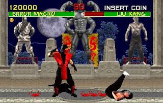 Mortal Kombat - Curiosidades nostálgicas