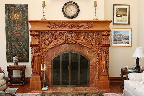 Victorian Gothic Interior Style March 2012