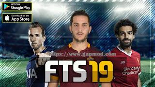FTS 19 Champions League by Elias Mod