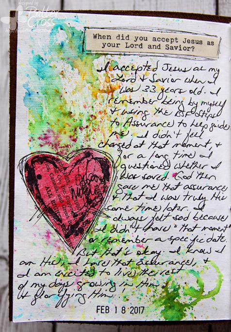 Glory Art 2017 Scripture Challenge 2 Jesus