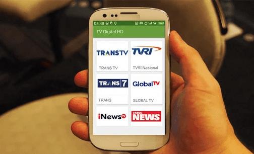 aplikasi gratis untuk streaming TV online