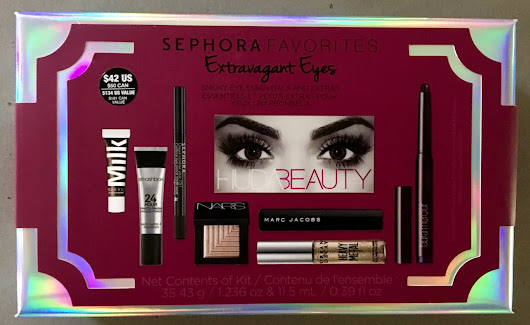 Must Have Holiday Sephora Favorites- Extravagant Eyes