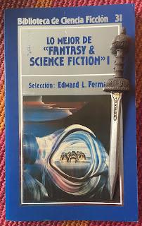 Portada del libro Lo mejor de Fantasy & Science Fiction I, de varios autores