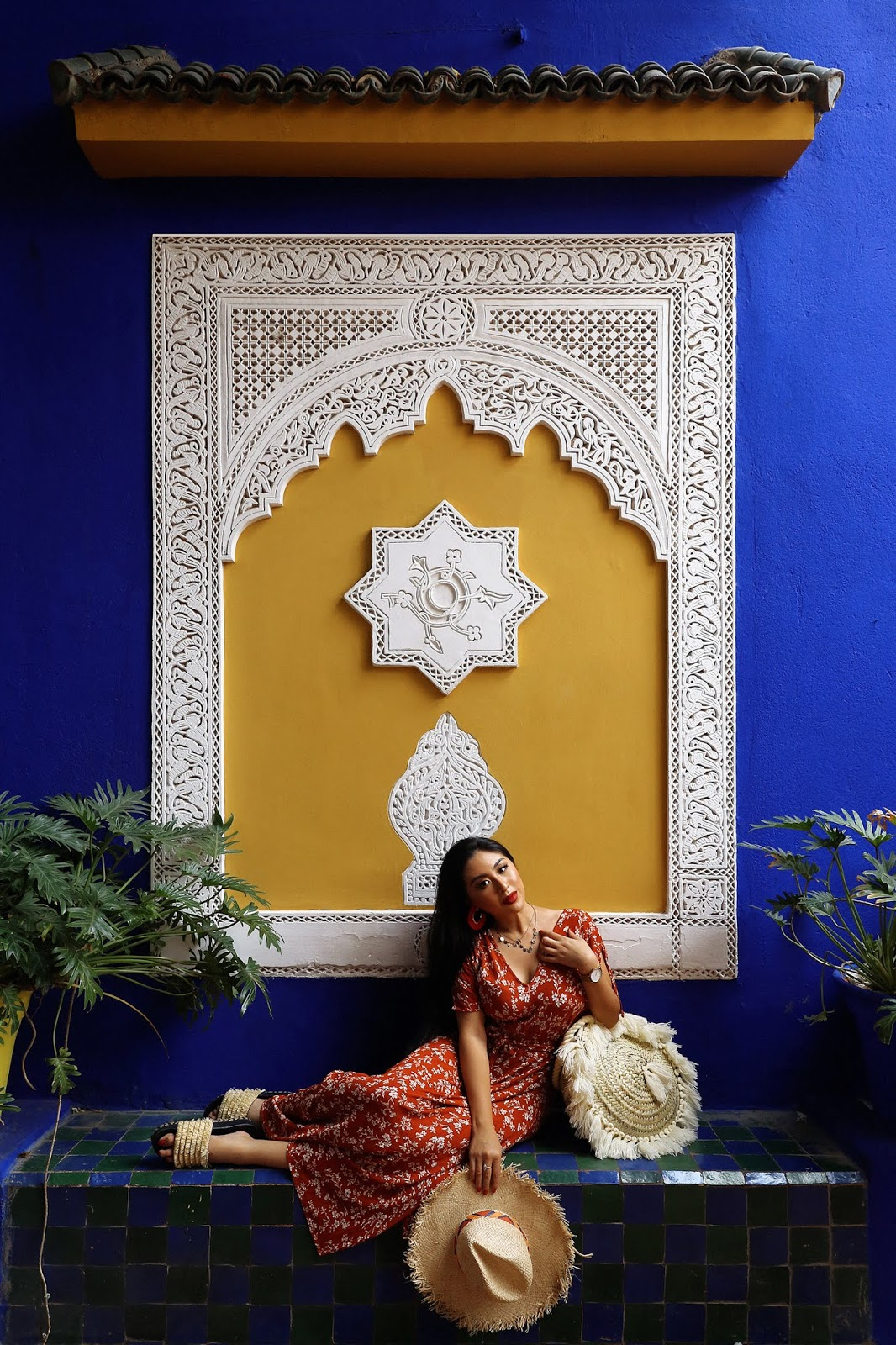 The Morocco Diaries, Part 7 of 10: Jardin Majorelle, Marrakech by Posh, Broke, & Bored