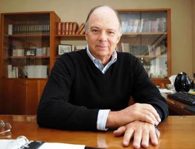 Escritor Enrique Krauze