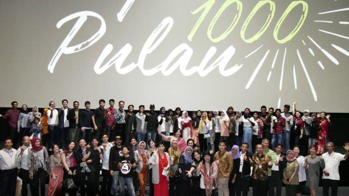 Gerakan 1000 Luncurkan Film Impian 1000 Pulau