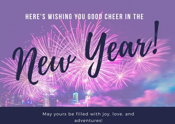 Happy New Year Wishes for Friends family and lover alone 2018 ...