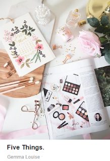 3 Bloggers To Look Up To - Tea & Curls (Gemma Louise)