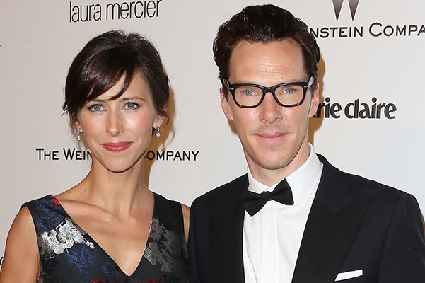 It became known the name of the son of Benedict Cumberbatch and Sophie Hunter