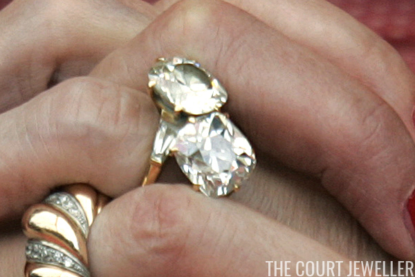 The Sunday Ring: Queen Margrethe's Engagement Ring | The Court Jeweller