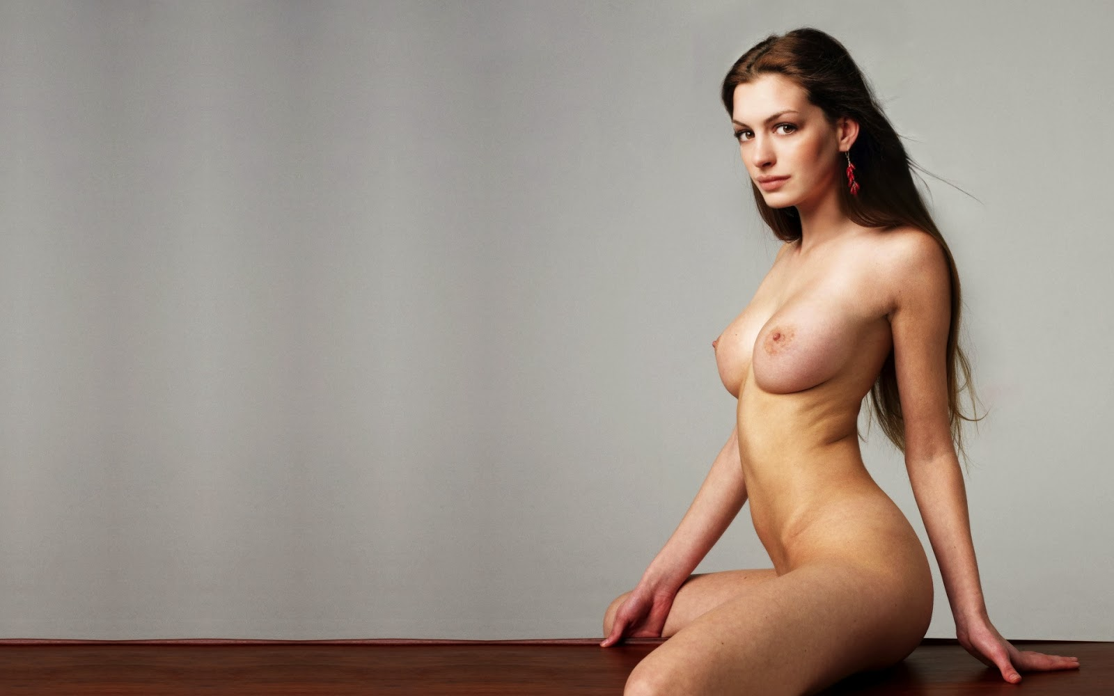 Anne hathaway new nude photos