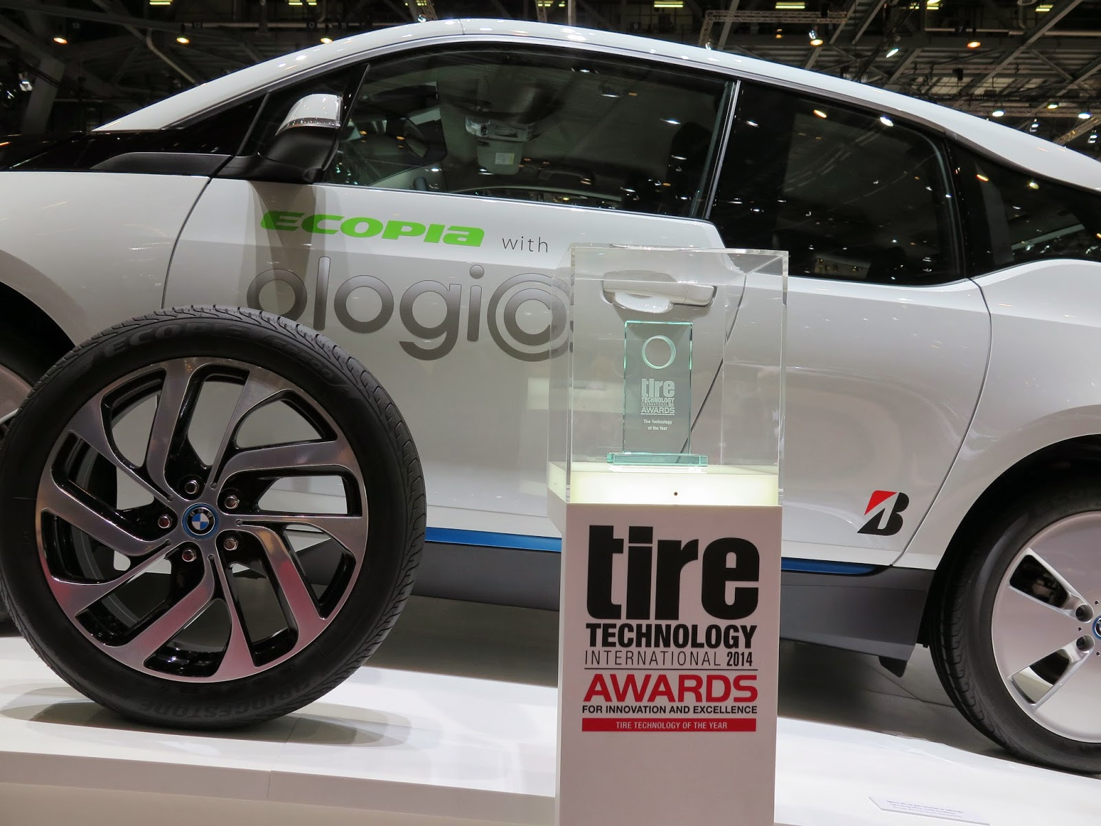 The Electric BMW i3: March 2014