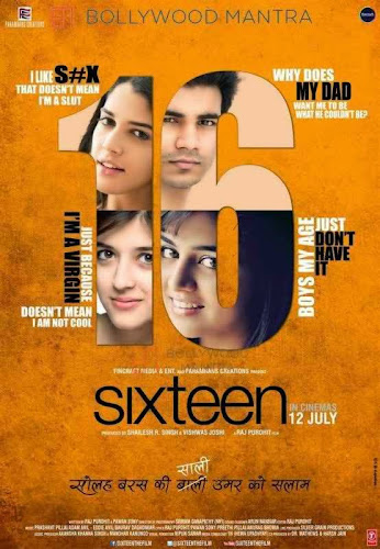 Sixteen (2013) Movie Poster