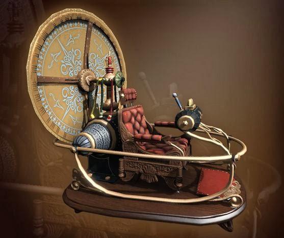 Картинки машины времени для путешествий, женщина