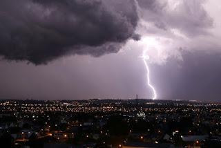 Previsão indica chuva forte na PB e Energisa alerta para cuidados com equipamentos