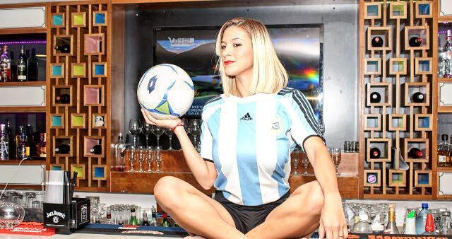Sexy Argentina: Giselle Gómez Rolón