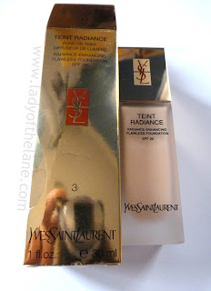 YSL Teint Radiance Foundation