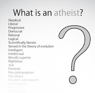 What is an atheist?