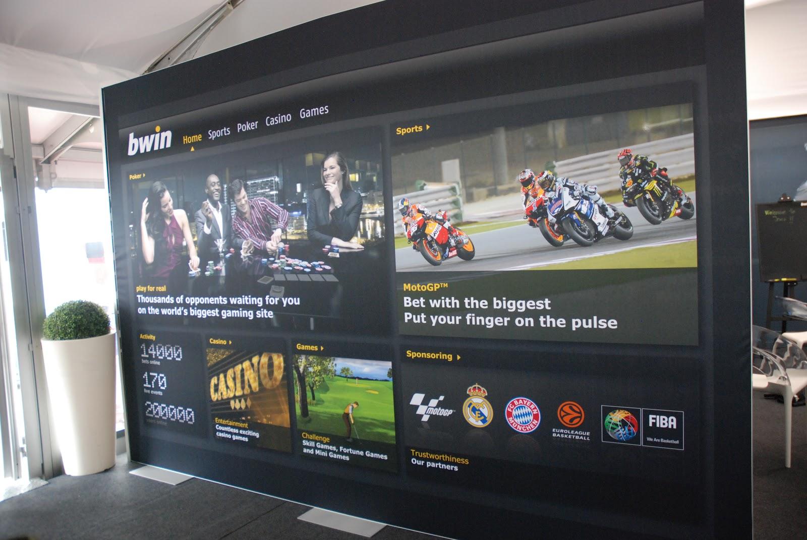 Apostas desporto online