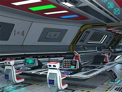 Alien Battleship Escape - Juegos de escape