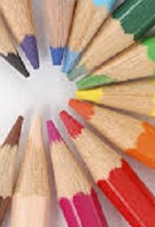 Lápis Coloridos Apontados 11c