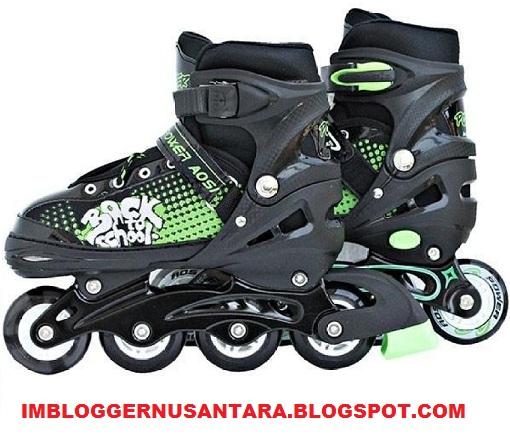 Mungkin sejak tersedianya Sepatu Roda Khusus Anak ditambah berbagai macam  warna pilihan dan model membuat mereka tertarik memilikinya terlebih  melihat teman ... ee0c2bf720