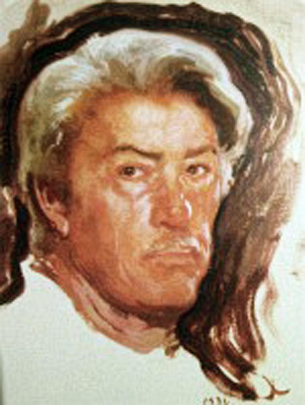 Josep Puigdengolas Barella, Galería de autorretratos, Pintor español, Pintura española, Pintores Realistas Españoles, Galería de retratos Figurativos, Josep Puigdengolas, Pintor Josep Puigdengolas