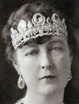 Queen Marie Amelie of France Sapphire Tiara Princess Isabelle Duchess of Guise