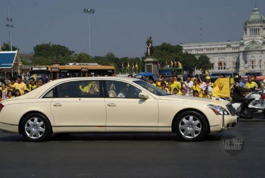 20 Kereta Pemimpin Negara Paling Mewah Di Dunia, Malaysia Tersenarai
